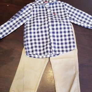 Carter's Boys Outfit